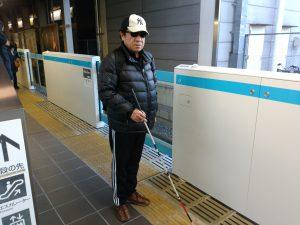 さいたま新都心駅・京浜東北線ホーム
